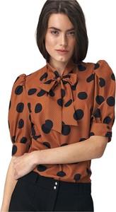 Bluzka Nife z długim rękawem w stylu casual
