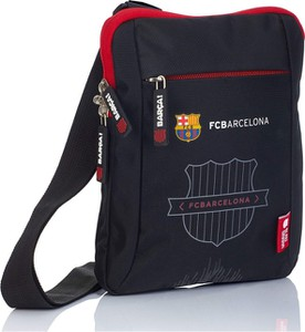 Astra Torebka na ramię FC Barcelona FC-241 czarna