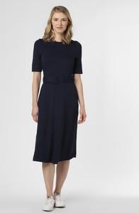 Czarna sukienka Esprit midi