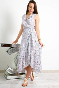 Sukienka Olika maxi bez rękawów