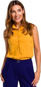 Żółta bluzka MOE