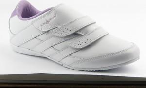Buty sportowe McArthur na rzepy ze skóry ekologicznej