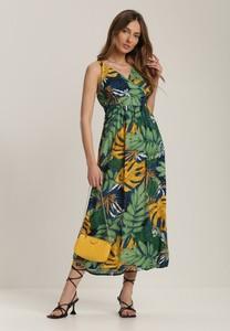 Sukienka Renee maxi kopertowa
