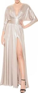 Sukienka Babylon z zamszu