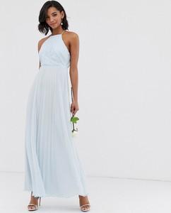 Sukienka Asos bez rękawów gorsetowa