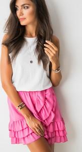 Różowa spódnica ONE mini
