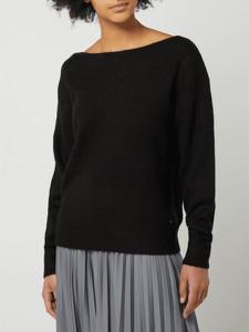 Czarny sweter Tom Tailor Denim w stylu casual