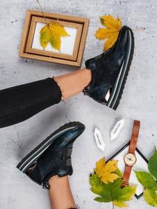 Sneakersy Czasnabuty w stylu casual