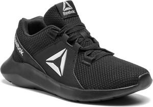 Sneakersy Reebok ze skóry ekologicznej sznurowane