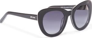 Brązowe okulary damskie Gino Rossi