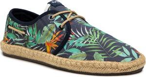 Buty letnie męskie Pepe Jeans sznurowane