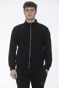 Czarny sweter 19v69 Italia