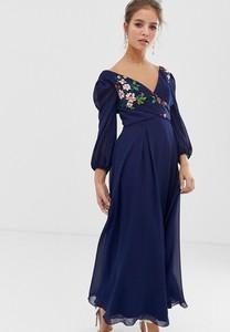 Sukienka Little Mistress z dekoltem w kształcie litery v