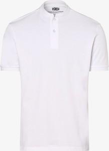 T-shirt Finshley & Harding w stylu casual z krótkim rękawem