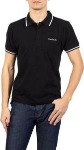 T-shirt Pierre Cardin z bawełny