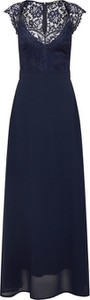 Granatowa sukienka Tfnc