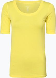 T-shirt Marc Cain z dżerseju z krótkim rękawem w stylu casual