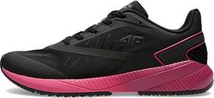 Sneakersy 4F na platformie