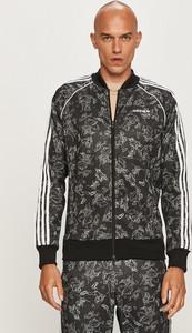 Bluza Adidas Originals z dzianiny w młodzieżowym stylu