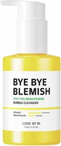 SOME BY MI - Bye Bye Blemish Vita Tox Brightening Bubble Cleanser 120 gr