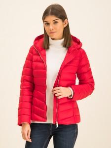 Czerwona kurtka Liu-Jo w stylu casual