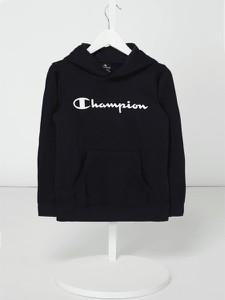 Granatowa bluza dziecięca Champion