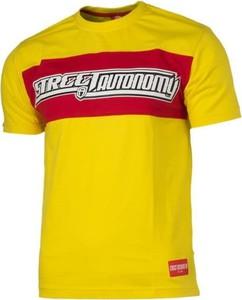 T-shirt Street Autonomy z bawełny