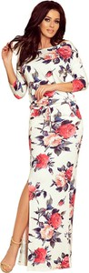 Sukienka NUMOCO w stylu casual maxi