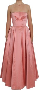 Różowa sukienka Dolce & Gabbana