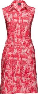 Czerwona sukienka Jack Wolfskin mini