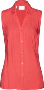 Koszula bonprix bpc selection z dekoltem w kształcie litery v