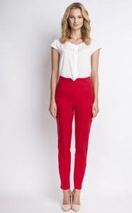 Czerwone spodnie Lanti