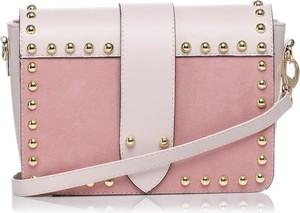 Różowa torebka Stylove