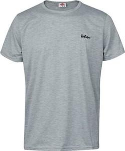 T-shirt Lee Cooper z krótkim rękawem z bawełny