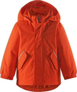 Pomarańczowa kurtka dziecięca Reima