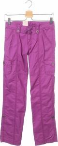 Fioletowe spodnie dziecięce Levis