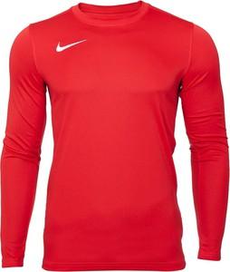 Czerwona koszulka Nike