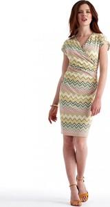 Sukienka POTIS & VERSO w stylu casual