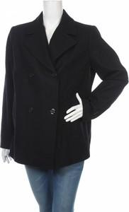 Czarny płaszcz United Colors Of Benetton