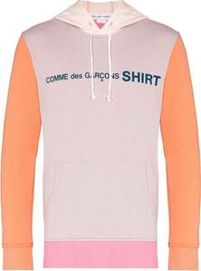 Różowa bluza Comme Des Garçons