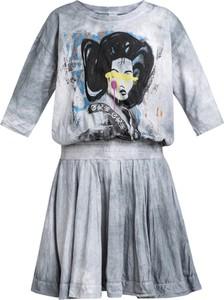 Sukienka dziewczęca Robert Kupisz z bawełny