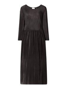 Sukienka Only midi z długim rękawem
