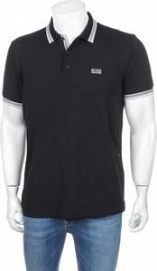 Czarna koszulka polo Hugo Boss