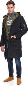 Płaszcz męski Top Secret w stylu casual