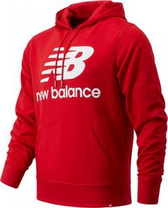 Bluza New Balance z bawełny
