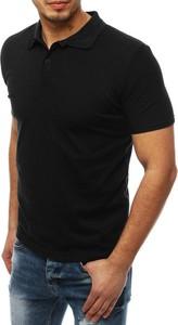 Koszulka polo Dstreet z bawełny