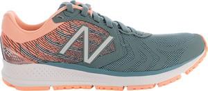 Buty sportowe New Balance sznurowane w sportowym stylu z płaską podeszwą