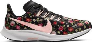 buty nike damskie z kwiatami na podeszwie
