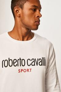Bluza Roberto Cavalli Sport z bawełny