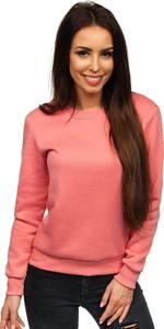 Różowa bluza Denley